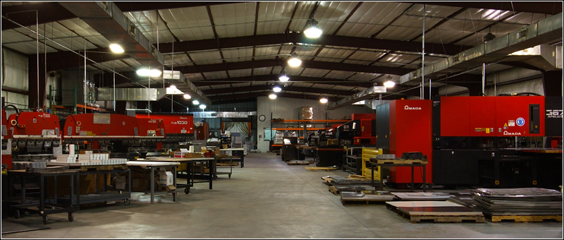 Fabrication Shop Amada